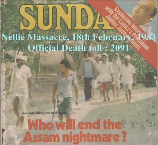 Nellie Massacre: Who Will End the Assam Nightmare?